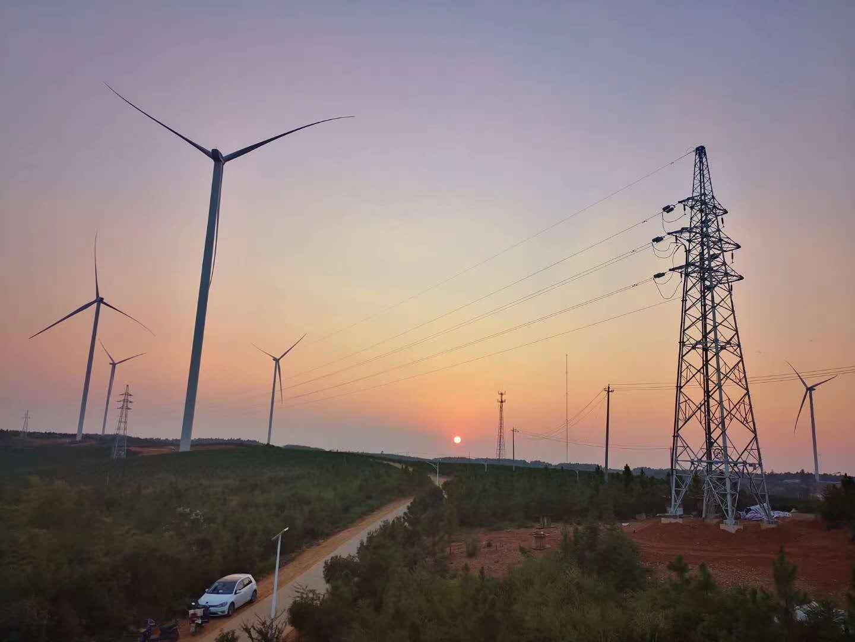 宣城50MW风电项目